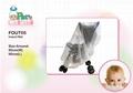 婴儿车防蚊网
