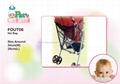 婴儿车挂网袋