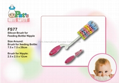Cleaning Brush for Feeding Bottle / Nipple