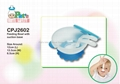 Feeding Bowl with Suction Mat