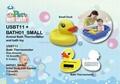 小鴨溫度計卡 & 小鴨洗澡玩具