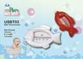 Bath Thermometer (Hippo Shape)