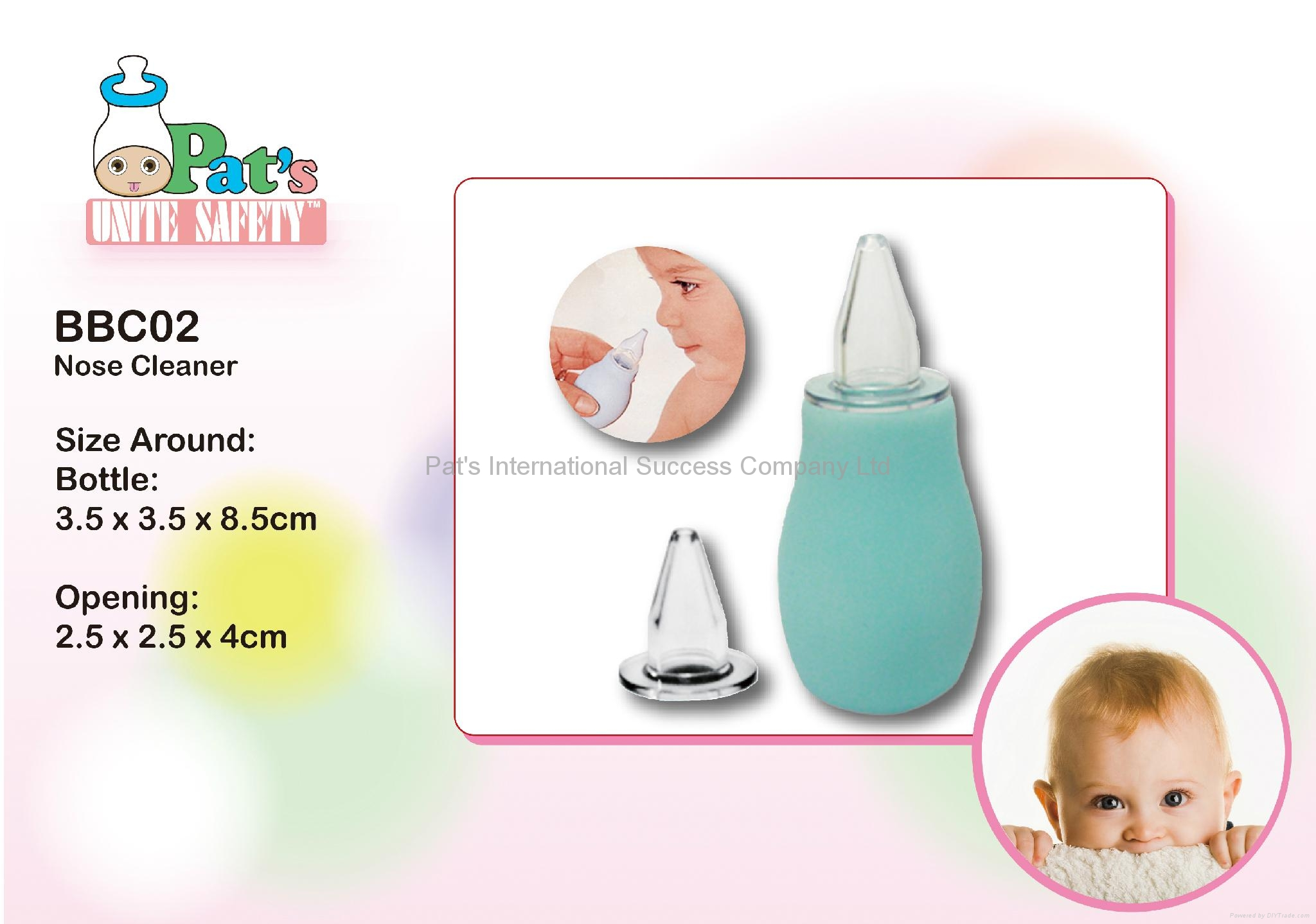 Nose Cleaner With Lock 2