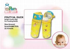 Single Cooler Bag For Feeding Bottle (Duck)