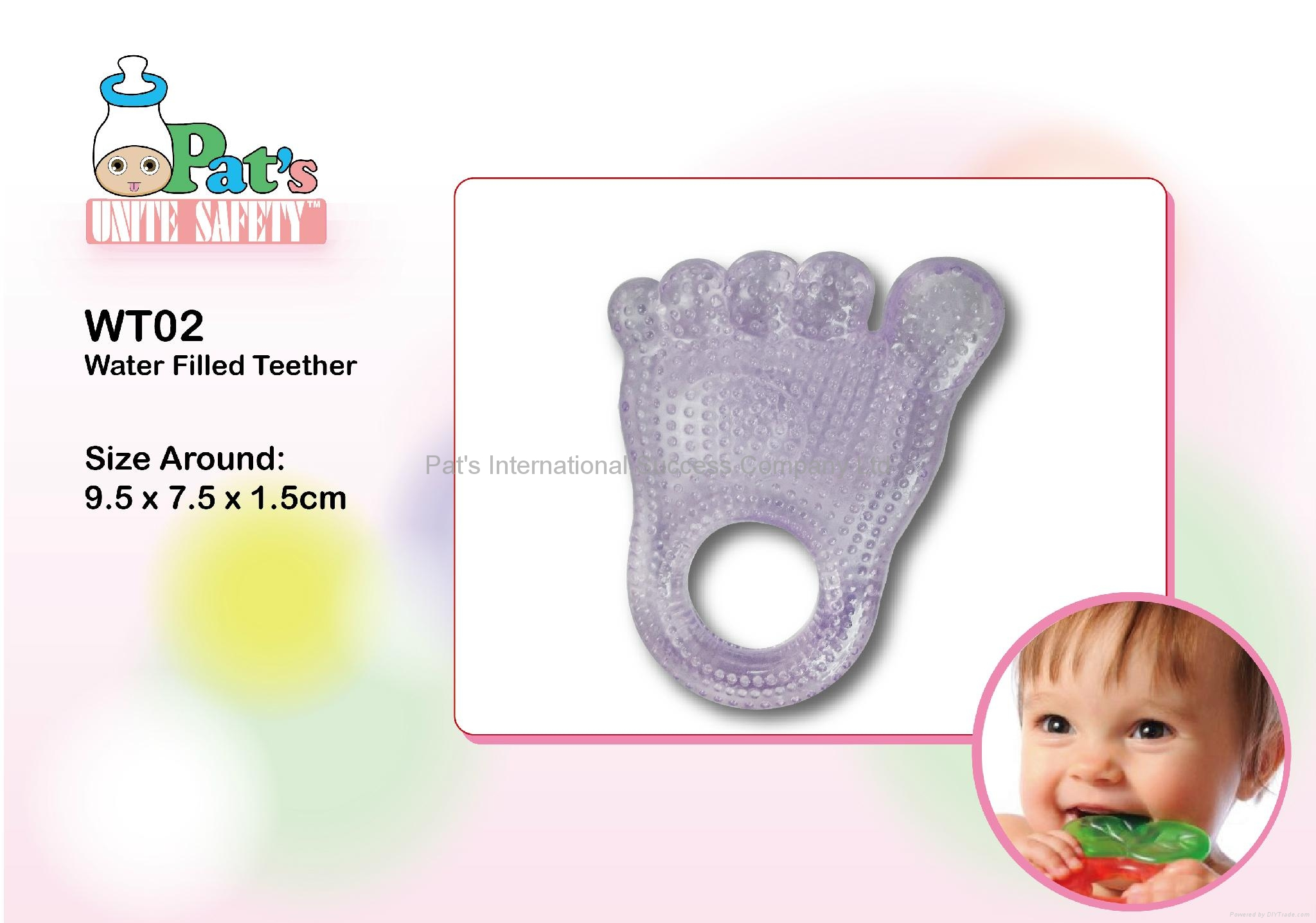 Water Filled Teether     1