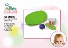 嬰兒硅膠防滑墊