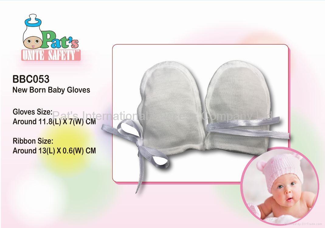 初生嬰兒手套 1