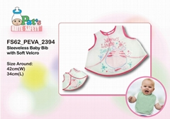 Sleeveless Baby Bib
