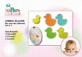 Mini Bath Mat - Duck Series