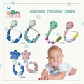 Silicone Pacifier Chain