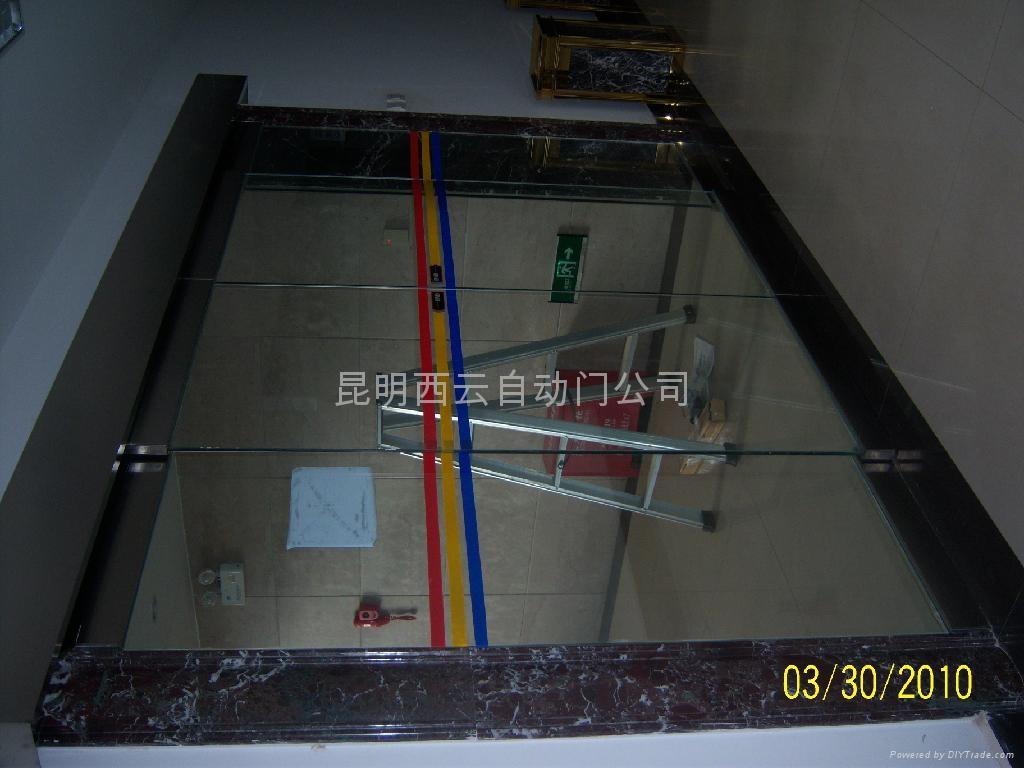 雲南自動感應門 3