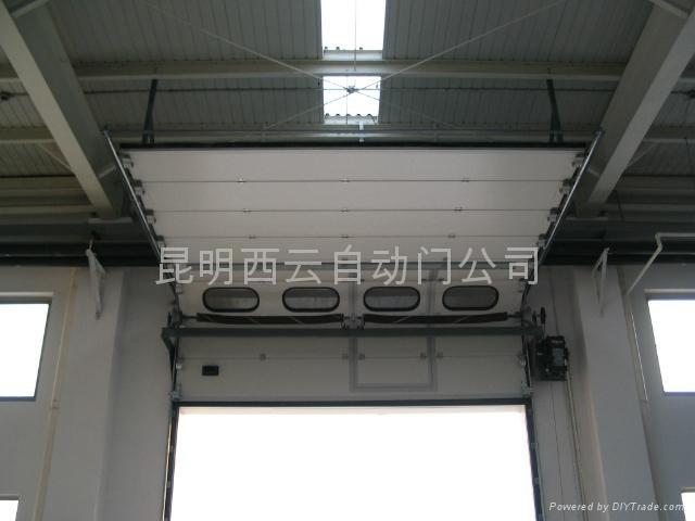 雲南工業自動門 3