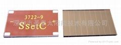 電子標籤上用的太陽能電池