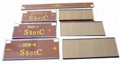溫濕度計上用的太陽能電池