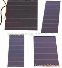 供應各種非晶硅強光型太陽能電池