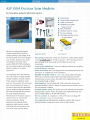Amorphous silicon solar cells