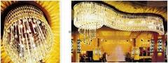 廠家直銷水晶燈工程燈