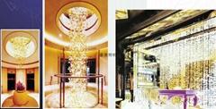 別墅酒店大堂燈