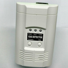 AC Powered Plug-In Combustible Gas Alarm