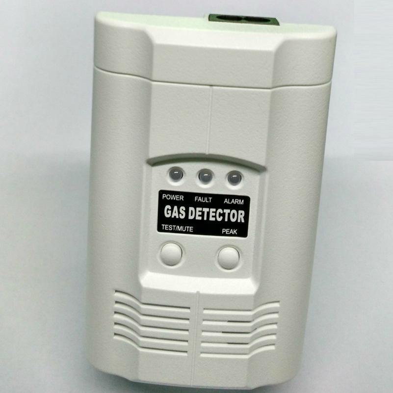 燃气探测器(切电磁阀)GA502Q 1