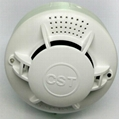 Wireless single smoke detector 9V