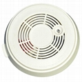 dc power smoke alarm