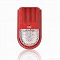 Addressable sound and light siren Horn
