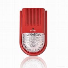 Addressable sound siren