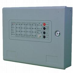 8Zones Conventional Fire Alarm Control Panel Alarm Host