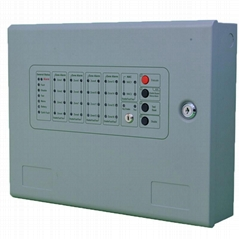 8Zones Conventional Fire Alarm controller master panel