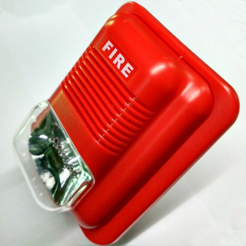 Conventional fire fighting system Horn Strobe sounder 1