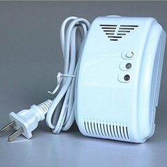 家用可燃气报警探测器GA501