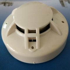 4-Wire Multi Detector Smoke&Heat Alarm with relay output