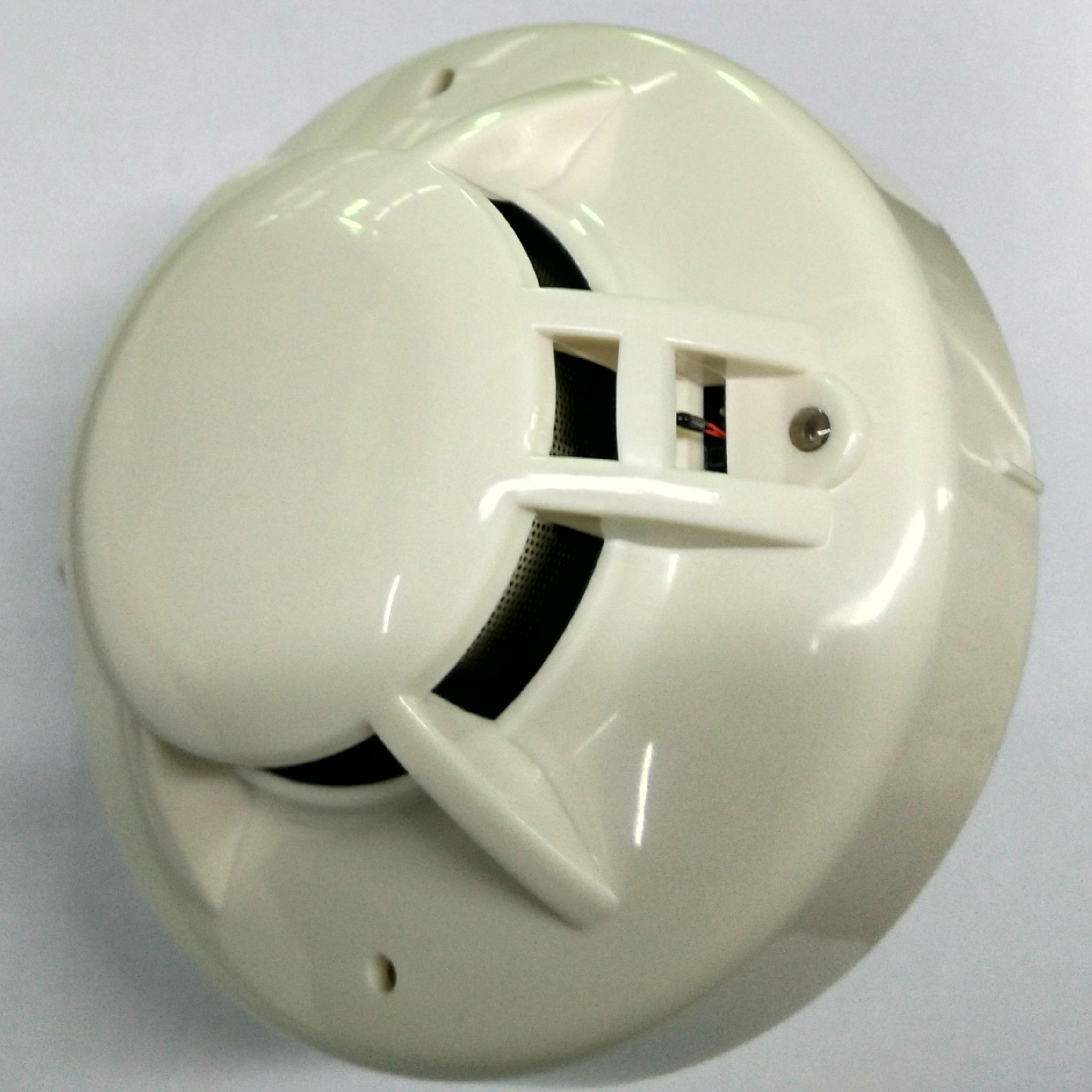 smoke alarm with output