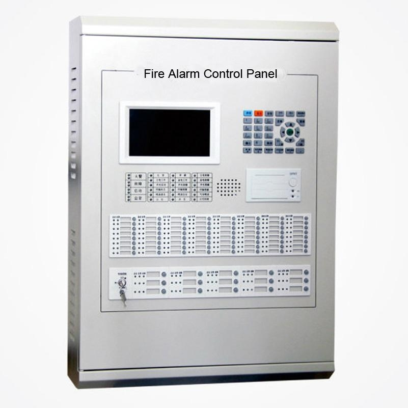 4loop Fire Alarm Control Panel