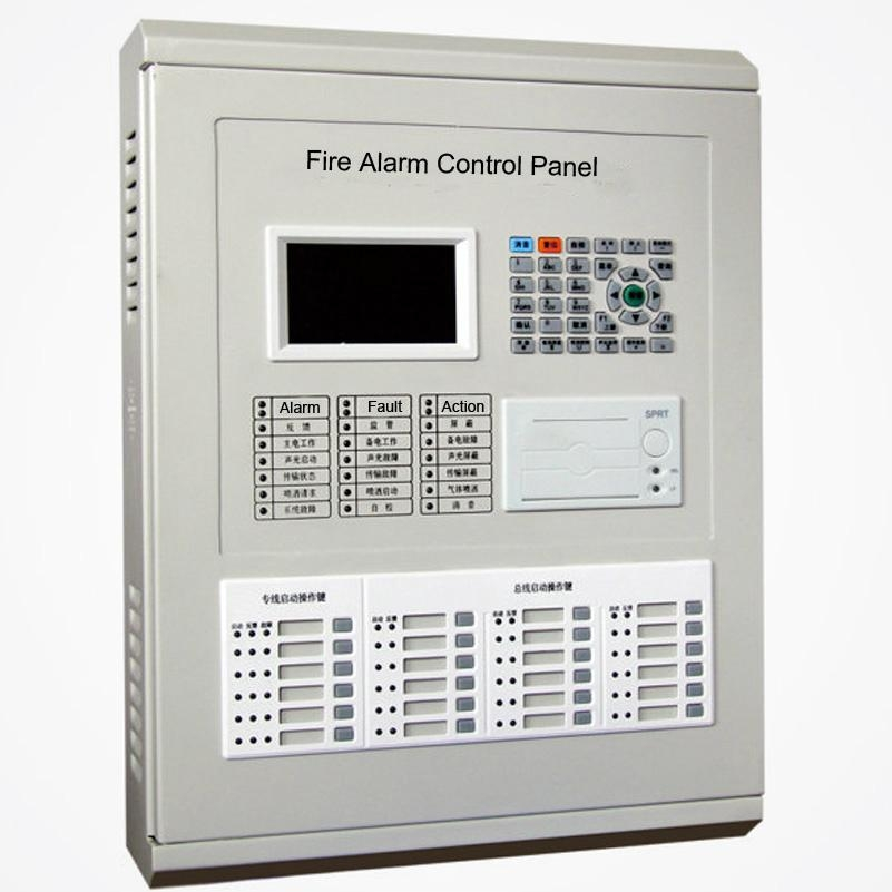 2 loop Fire Alarm Control Panel
