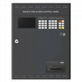 200points addressable fire alarm control panel master panel  1