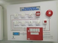 4/8/12/16/24Zones Conventional Fire Alarm Control Panel