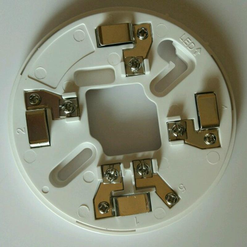 EN54-7  Conventional Smoke Detector with Photoelectric sensor  3