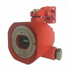 Dry contact Ex UV flame detector UV Fire alarm relay output EXdIICT6