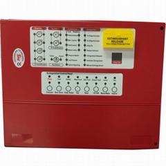 4区气体灭火控制主机