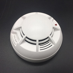 New Design Single Independant Smoke Detector Battery Smoke Alarm