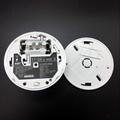 New Design Single Independant Smoke Detector Battery Smoke Alarm