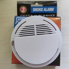 SS168獨立煙感探頭 感煙探測器 煙霧報警器