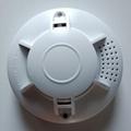 AC110-220v Battery Powered  Smoke Alarm Fire Detector