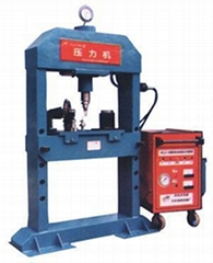 電動液壓門式壓力機