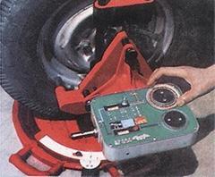 光束水準車輪定位儀