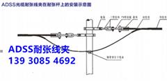ADSS光纜用耐張線夾,耐張金具