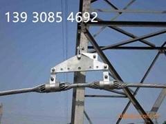 ADSS光纜預絞式懸垂金具、懸垂線夾