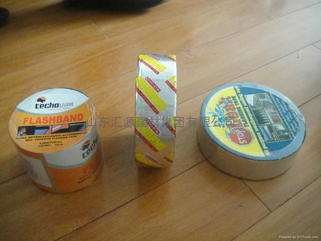 1.5mmSelf adhesive bitumen flashing tape/BAND 3